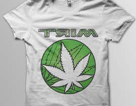 #23 untuk Design a Logo for clothing company for the cannabis movement oleh Cv3T0m1R