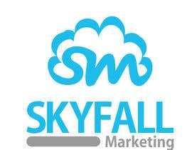 #24 untuk Logo for my new company SKYFALL MARKETING oleh infoimtiaz2