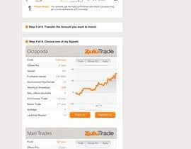 lpfacun tarafından Promotion Website for Social Trading için no 1