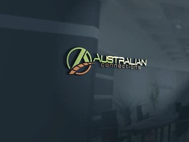#12 untuk Design a Logo for Australian Connections oleh olja85