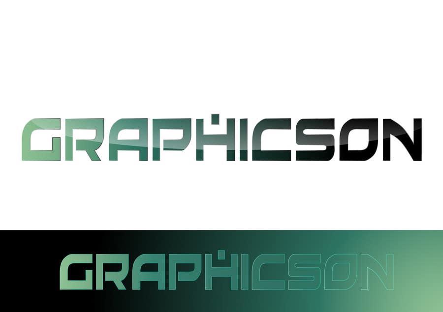 Proposition n°54 du concours Design a Logo for Graphicson, Inc