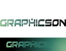 #54 para Design a Logo for Graphicson, Inc por inspirativ