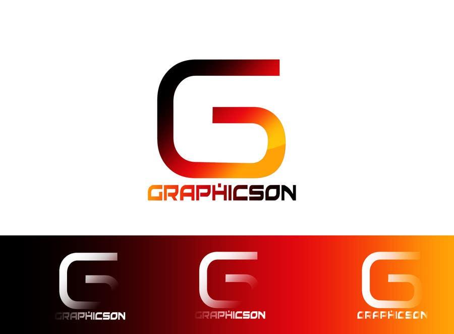 Proposition n°56 du concours Design a Logo for Graphicson, Inc