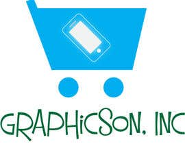 #30 para Design a Logo for Graphicson, Inc por vaishalikosta13