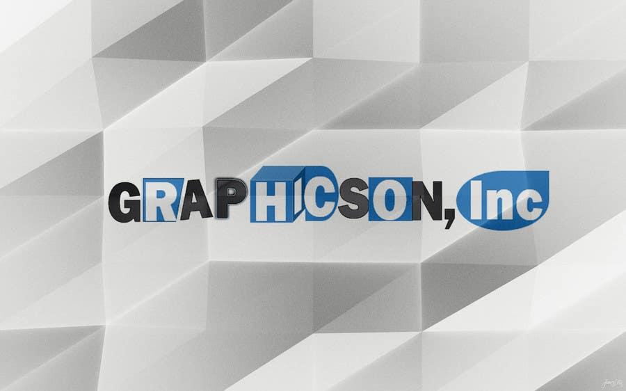 Proposition n°52 du concours Design a Logo for Graphicson, Inc