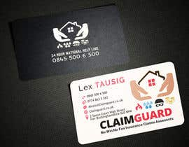 #34 untuk Design some Business Cards for Claimguard oleh AlexTV