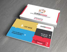 #29 untuk Design some Business Cards for Claimguard oleh dwaltz