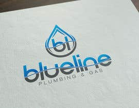 #149 for Design a Logo for Blueline Plumbing & Gas by FutureArtFactory