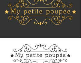 #60 untuk Design a Logo for My petite poupée oleh Z4Art