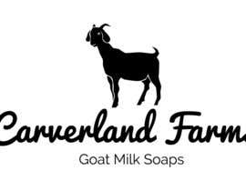 #2 untuk Design a Logo for Carverland Farms Goat Milk Soap oleh erinschnittker