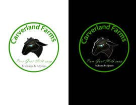 #7 untuk Design a Logo for Carverland Farms Goat Milk Soap oleh jijen786