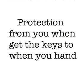 jeffreytune tarafından Write a tag line/slogan for Automotive Protection Package için no 40
