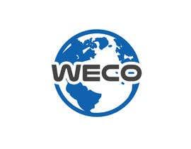 zidlez tarafından Logo WECO on Earthball için no 14