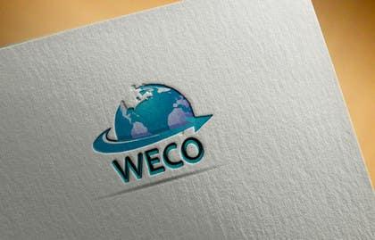 naeemyousaf544 tarafından Logo WECO on Earthball için no 49