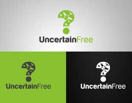 #73 untuk Design a Logo for a company called UncertainFree oleh eddesignswork
