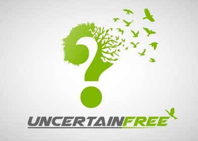 #69 untuk Design a Logo for a company called UncertainFree oleh miloshbogdanovic
