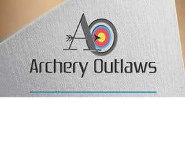 #10 untuk Design a Logo for a competitive archery group oleh belgacemelbar