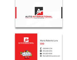karanjapaul60 tarafından Design a Business Card for CEO için no 29