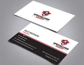 #22 untuk Design A Business Card for Specialized Safety oleh dinesh0805
