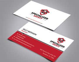 #28 untuk Design A Business Card for Specialized Safety oleh dinesh0805