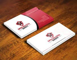 #100 untuk Design A Business Card for Specialized Safety oleh gohardecent