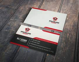 #71 untuk Design A Business Card for Specialized Safety oleh Fgny85