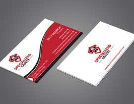 #116 untuk Design A Business Card for Specialized Safety oleh attraction111