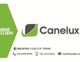 #12 untuk Diseñar algunas tarjetas de presentación for Canelux oleh dalvaleriano