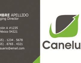#18 untuk Diseñar algunas tarjetas de presentación for Canelux oleh dalvaleriano