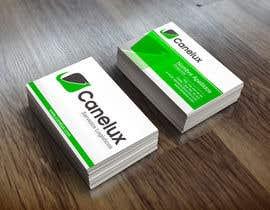 #6 untuk Diseñar algunas tarjetas de presentación for Canelux oleh breitnerj
