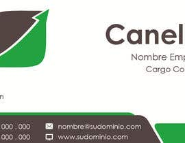 #9 untuk Diseñar algunas tarjetas de presentación for Canelux oleh stebso