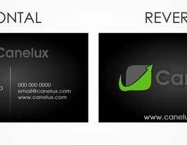 #15 untuk Diseñar algunas tarjetas de presentación for Canelux oleh jumoc