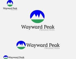 annievisualart tarafından Design a Logo for Wayward Peak Productions için no 24