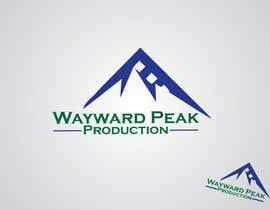 #62 untuk Design a Logo for Wayward Peak Productions oleh visiondesigns