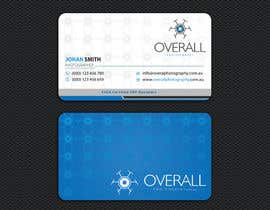 #72 untuk Design some Business Cards for UAV/Drone Aerial Photography Company oleh ashanurzaman