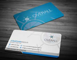#70 untuk Design some Business Cards for UAV/Drone Aerial Photography Company oleh anikush