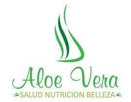 """breitnerj tarafından Diseñar un logotipo """"  ALOE VERA SALUD NUTRICION BELLEZA  """" için no 6"""
