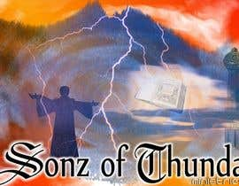 #2 para Design a Logo for Sonz of Thunda por ELNADEJAGER