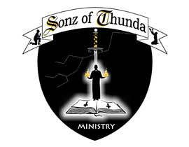 #14 para Design a Logo for Sonz of Thunda por ELNADEJAGER