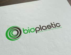 #54 untuk Design  a Logo for BIOPLASTIC oleh FutureArtFactory