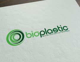 #59 untuk Design  a Logo for BIOPLASTIC oleh FutureArtFactory