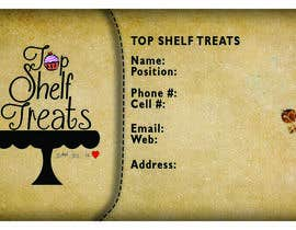 #6 untuk Design some Business Cards for Baking Company oleh modinoart