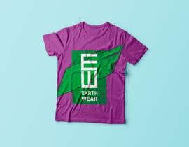 septemdsgn tarafından Design a Logo for 'Earth Wear'' için no 25