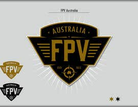 #56 for Design a Logo for FPV Australia af roman230005