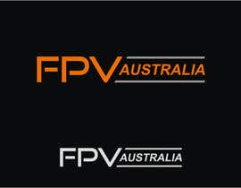#65 para Design a Logo for FPV Australia por Superiots