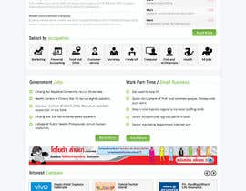 thimsbell tarafından Redesign website from old website için no 12