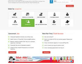 thimsbell tarafından Redesign website from old website için no 14