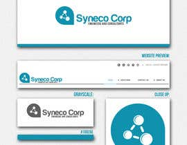 #39 for Design a Logo for Syneco Corp by VVolkovs