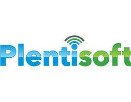#519 untuk Logo Design for Plentisoft - $490 to be WON! oleh ulogo
