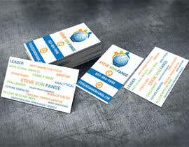 #106 untuk Design a business card with logo oleh CentracchioG